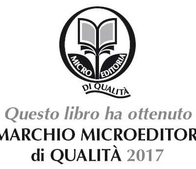 marchio di qualità 2017 Microeditoria di Chiari